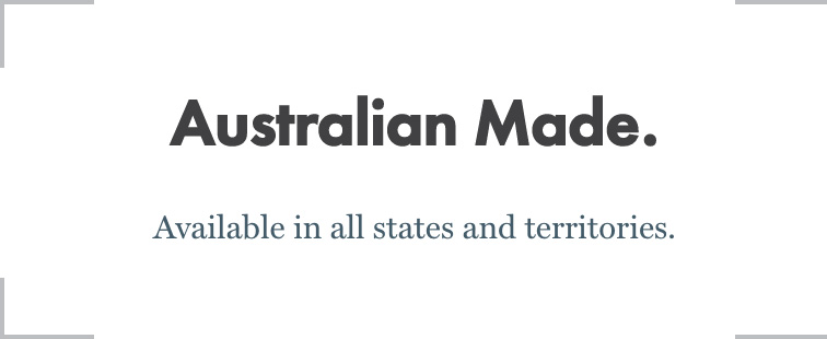 Tagline-Australian-Made