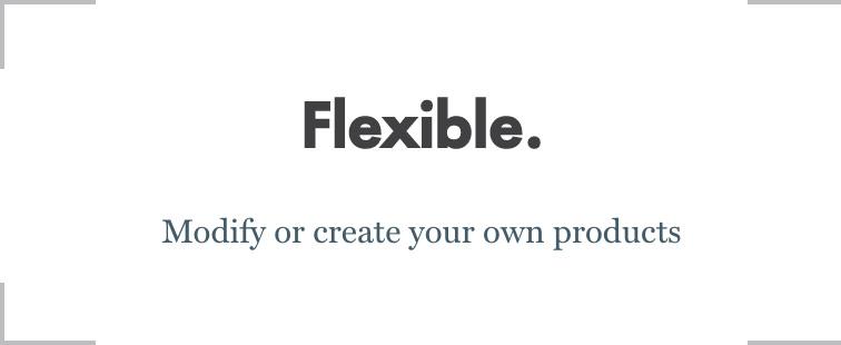 Tagline-Flexible