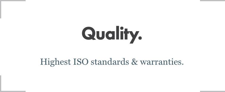 Tagline-Quality